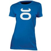 Jaco Womens Tenacity T-shirt Royal Blue