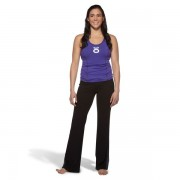 Jaco Womens Training Pant Flare Leg Black