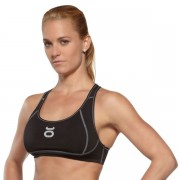 Jaco Womens Sports Bra Black