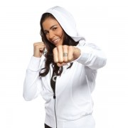 Jaco Womens Training Jacket White