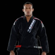 Koral MKM Competition BJJ Gi Black