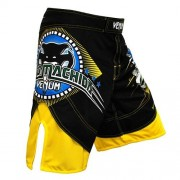 Venum Lyoto Machida Lyoto Origins Fightshorts Black
