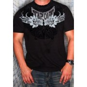 TapouT Nate Marquardt Signature Series Black t-shirt