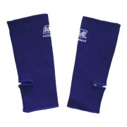 Nationman Ankle Support Free Size Blue (pair)