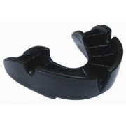 Opro Bronze Mouthguards Black
