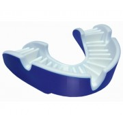 Opro Gold Mouthguards Dark Blue/White
