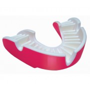 Opro Gold Mouthguards Pink/White