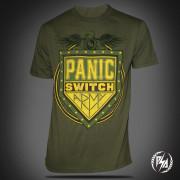 Panic Switch Freestyle T-shirt Military Green