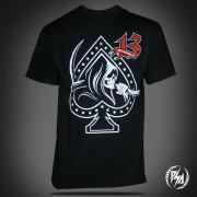 Panic Switch Grim T-shirt Black