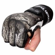 PunchTown KARPAL eX TAT2 mk II Crush Black MMA Gloves