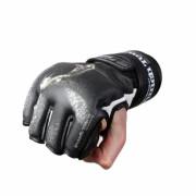 PunchTown KARPAL eX TAT2 mk II Medusa Black MMA Gloves