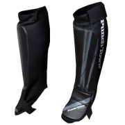 Punchtown Kruris mkII MMA Shinguards Black