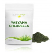 SuperLemon Yaeyama Chlorella Jauhe 100 g