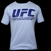 UFC Supporter Pale Blue/Blue t-paita