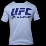 UFC Supporter Pale Blue/Blue t-paita