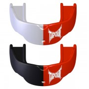 TapouT Adult Mouthguards Red/White hammassuojat
