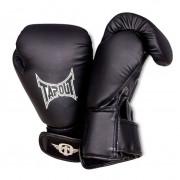 TapouT Boxing/Muay Thai Gloves Nyrkkeilyhanskat Musta