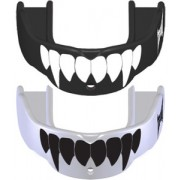 TapouT Adult Fang Mouthguards Black