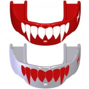 TapouT Adult Fang Mouthguards Red