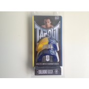 TapouT Adult Mouthguards Navy Blue/Yellow