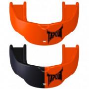 TapouT Adult Mouthguards Neon Orange/Black