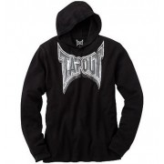 TapouT Carver Hooded Thermal Black