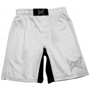 TapouT Fight Shorts White