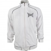 TapouT Pro French Terry Jacket White