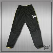TapouT Pro Workout Pants Black/yellow