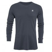 Jaco Tenacity V Neck Thermal Nubious Grey