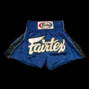 Fairtex Muay Thai Shorts Blue