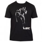 UFC Action T-shirt Black