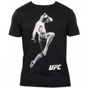 UFC Agility Black tee