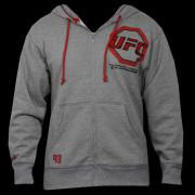 UFC Octagon Hoodie Grey