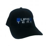 UFS Team Cap Black lippis