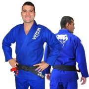 Venum BJJ Gi Absolute - Gold Weave - Blue