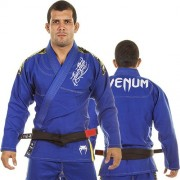 Venum BJJ Gi Competitor - Single Weave - Blue