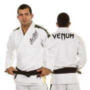 Venum BJJ Gi Competitor - Single Weave - Ice