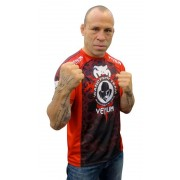 Venum Wanderlei Silva UFC 147 Walk-Out T-shirt Black/Red