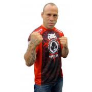 Venum Wanderlei Silva UFC 147 Walk-Out T-shirt Black/Red
