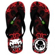 Venum Wand Inferno Sandals Red