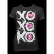 Fight Chix XO XO KO T-shirt