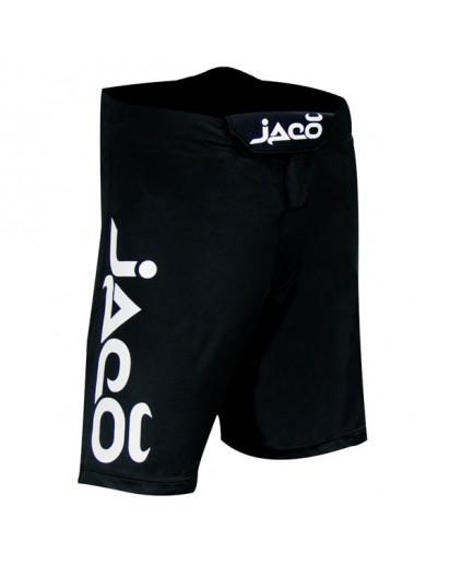 Jaco Resurgence MMA Fight Shorts Black
