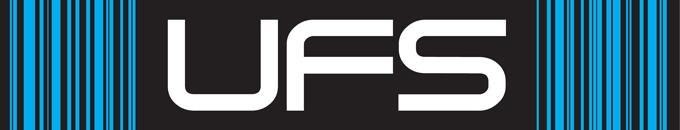 UFS Suomen vanhin urheiluravinnemyymälä -logo